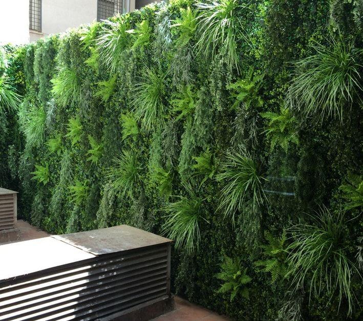 Jardines Verticales Madrid Tendencias Naturales