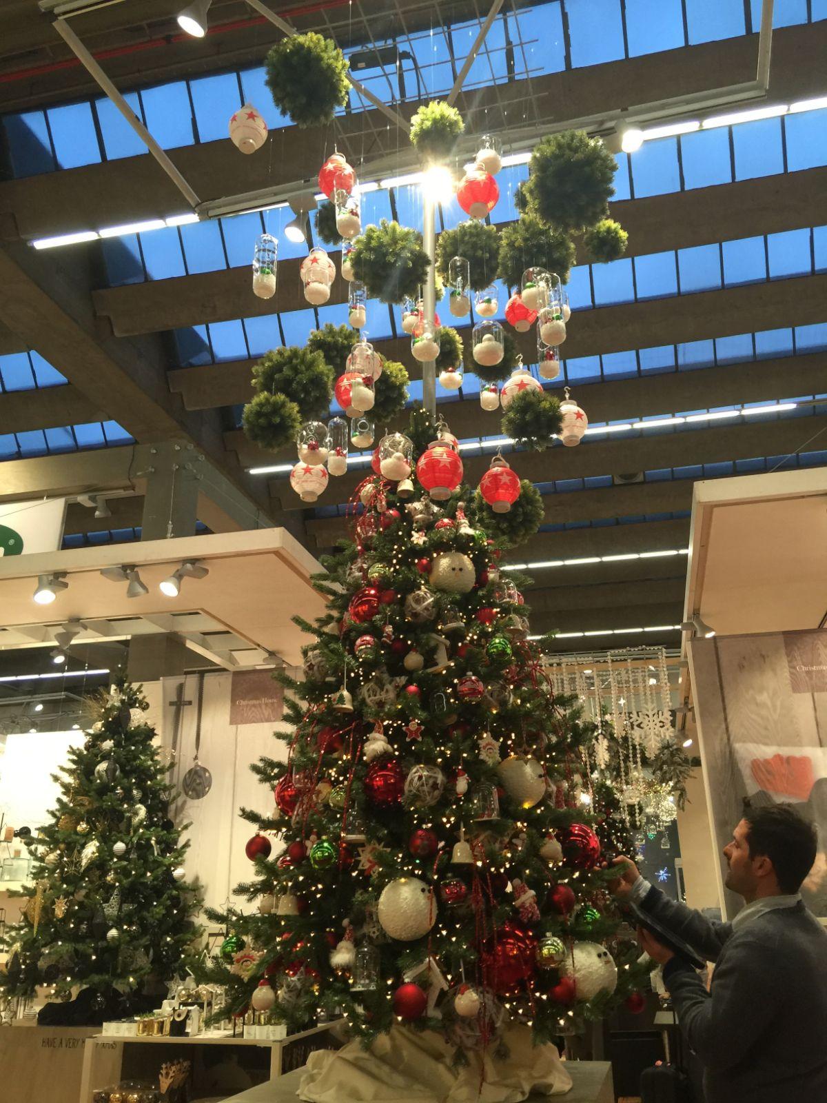 Alquiler árboles Navidad