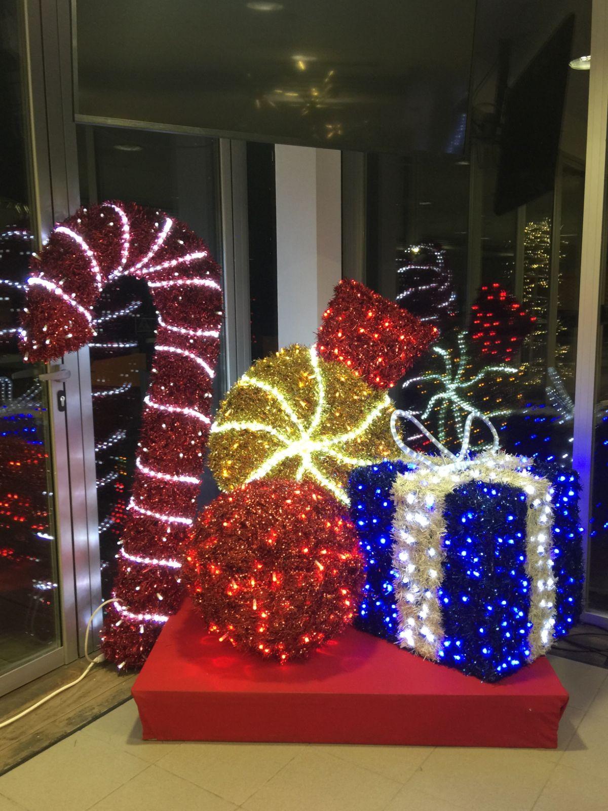 Decoración Navidad Empresas