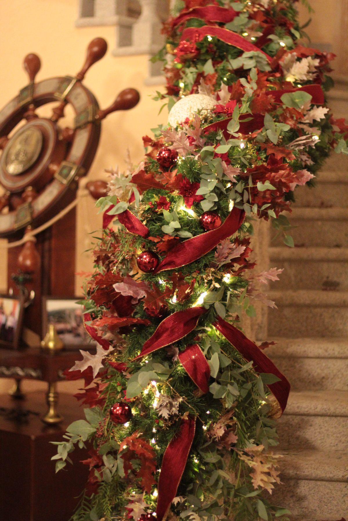 Decoración eventos Navidad