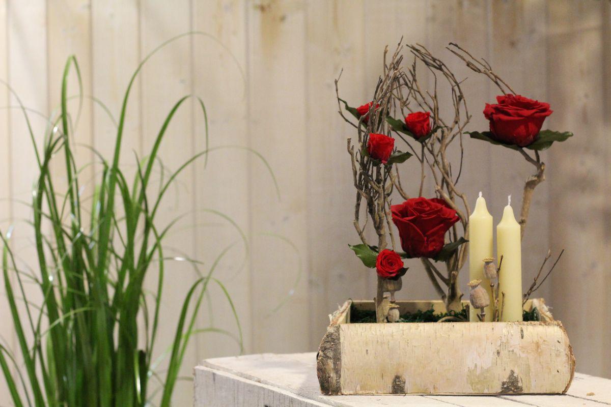 servicios florales preservados